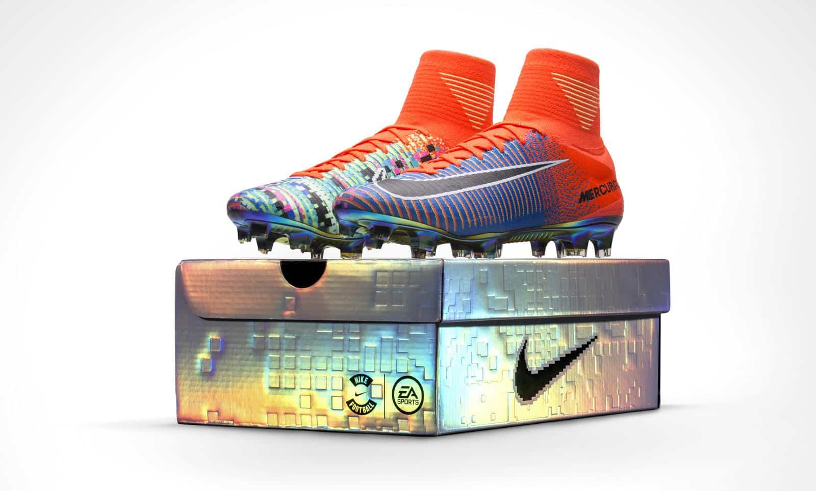 nike football x ea sports mercurial superfly, Nike