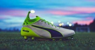Image de l'article Un nouveau coloris gris/jaune pour l'evoTOUCH de Puma