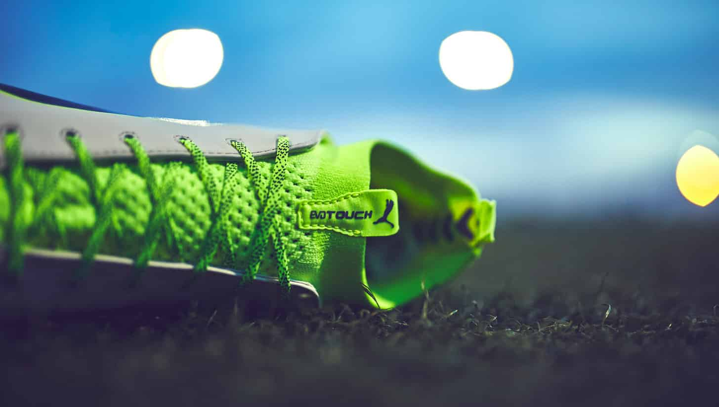 chaussures-football-Puma-evotouch-gris-jaune-img4