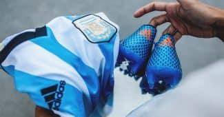 Image de l'article Les chaussures de … Lionel Messi