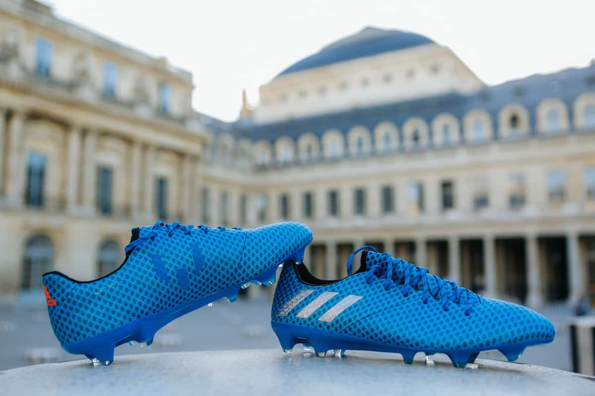Test chaussures de foot adidas Messi 16.1