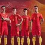 Les maillots des éliminatoires de la Coupe du Monde 2018