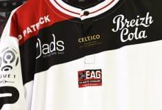 Image de l'article Le maillot spécial de Guingamp pour le premier Celtico