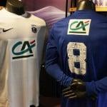 Des nouveautés pour les maillots en Coupe de France!