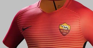 Image de l'article L'AS Rome présente ses maillots 2016-2017 signé Nike