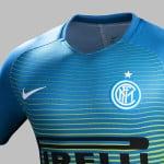 L'Inter Milan dévoile ses maillots  2016-2017 signés Nike