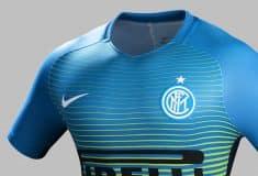 Image de l'article L'Inter Milan dévoile ses maillots  2016-2017 signés Nike