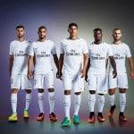 Le Paris Saint-Germain dévoile ses maillots 2016-2017 signés Nike