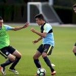 Manchester City bannit les chaussures flashy dans son centre de formation