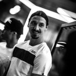 Les chaussures de foot de … Zlatan Ibrahimovic