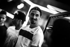 Image de l'article Les chaussures de foot de … Zlatan Ibrahimovic