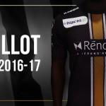 Un nouveau maillot dévoilé par Angers pour la Coupe de la Ligue