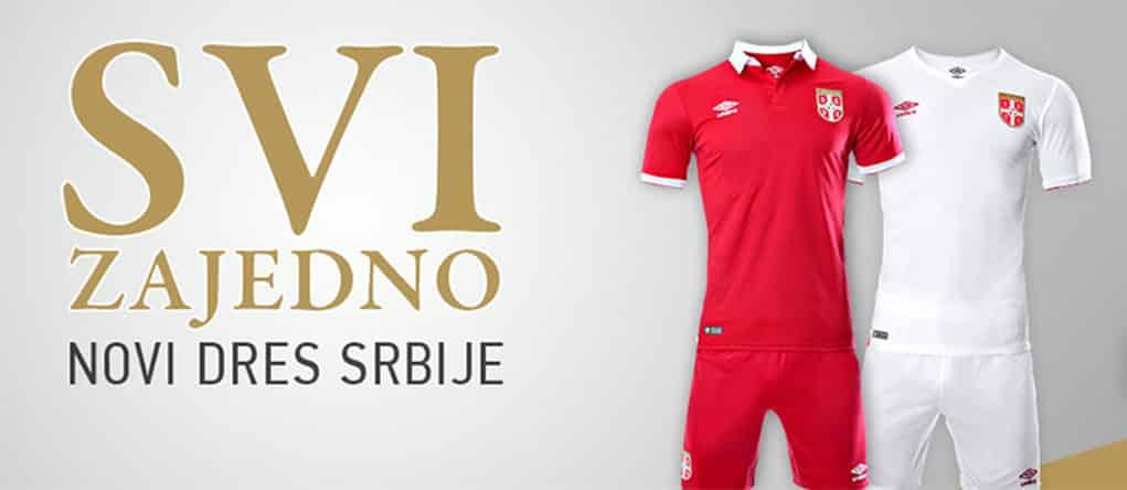 maillot-umbro-serbie-2016-2017