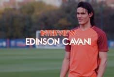Image de l'article Interview Edinson Cavani : «Depuis que je suis petit, j'aime les défis»
