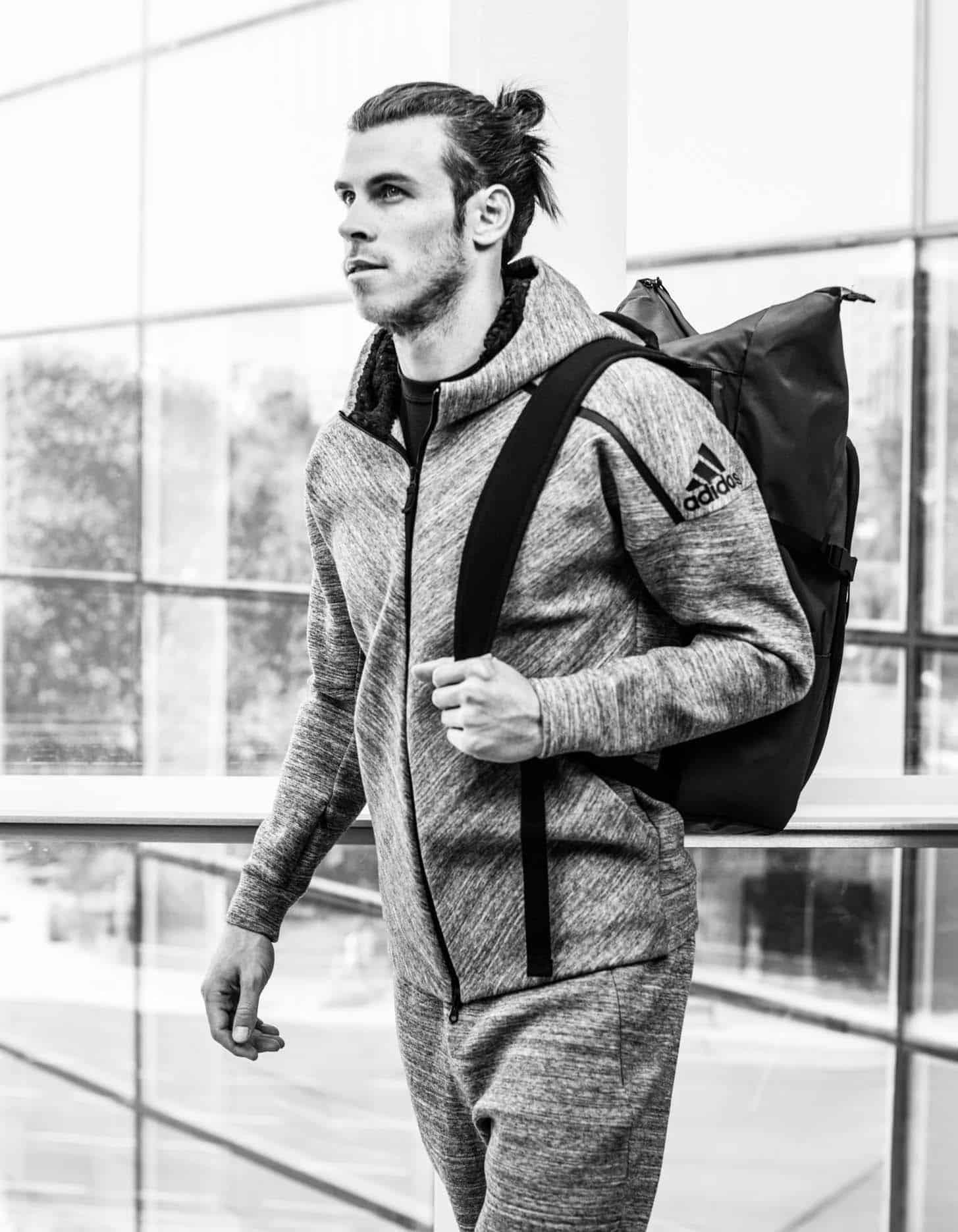 adidas travel hoodie zne mens