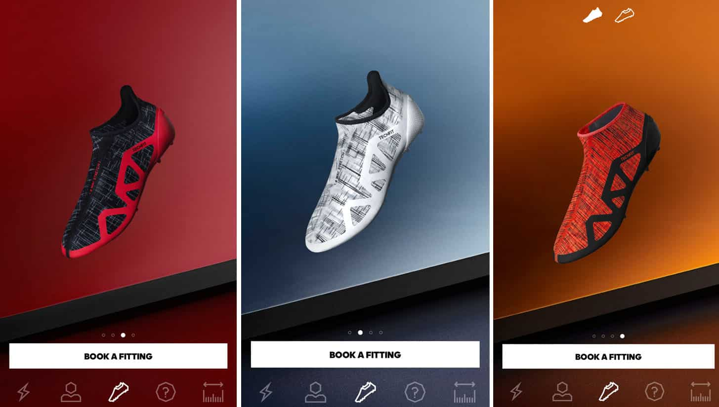 D'adidas L'application Glitch Est Lancée Footpack F1TKlJc