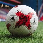 Krasava, le ballon officiel de la Coupe des Confédérations 2017