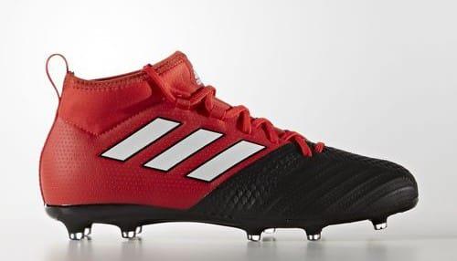 crampons foot adidas ace 17