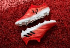 Image de l'article adidas Messi16 en mode « Red Limit »