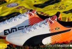Image de l'article Les chaussures de foot … d'Usain Bolt