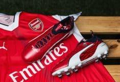 Image de l'article Puma concocte une evoTOUCH spéciale pour Santi Cazorla pour le derby Arsenal vs Tottenham