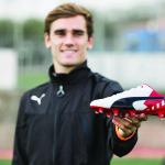 Puma dévoile l'evoSPEED «Derby Fever» d'Antoine Griezmann