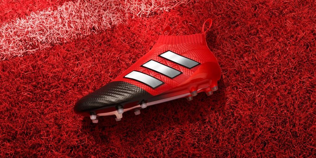 adidas présente la chaussures de foot ACE17