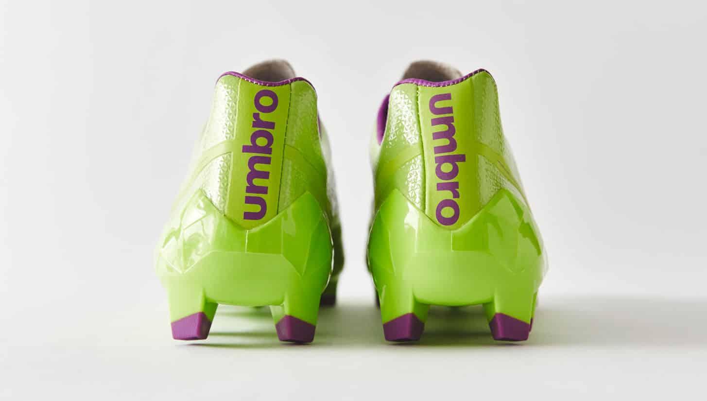 chaussures-football-umbro-velocita-violet-vert-citron-img3