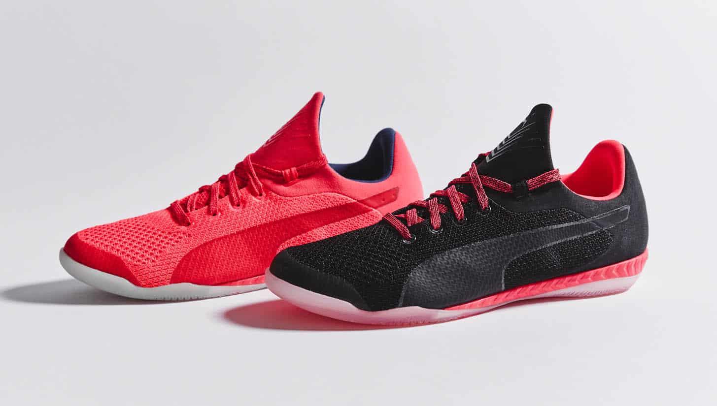 Puma lance la 365 evoKNIT Ignite pour le futsal Footpack