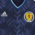 Les maillots des sélections nationales en mode années 80-90
