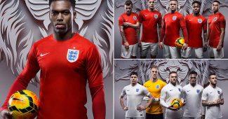 Image de l'article Tous les maillots Nike de l'Angleterre