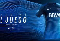 Image de l'article Nike dévoile le maillot third de Boca Juniors