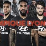 adidas et l'Olympique Lyonnais dévoilent un nouveau maillot third