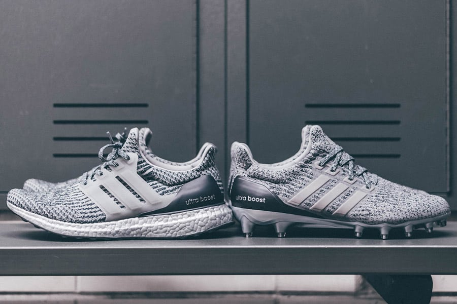 chaussure-football-adidas-ultra-boost-silver-pack