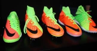 Image de l'article Focus sur la gamme complète Nike Hypervenom 3
