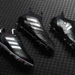 adidas lance son premier pack de 2017 : le Chequered Black pack