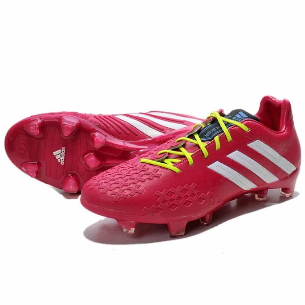 chaussures-football-samba-pack-2014-adidas-predator-lz-trx-rose