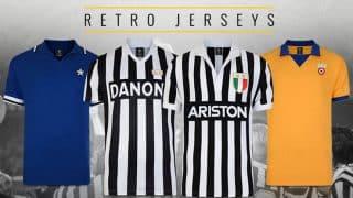Image de l'article La Juventus Turin dévoile 6 maillots rétro