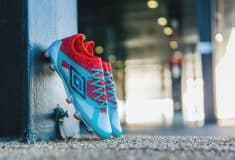 Image de l'article Shooting : Umbro Velocita 3 à Londres