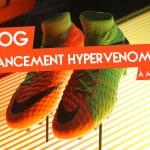 Vlog #5 – Lancement de l'Hypervenom 3 à Munich