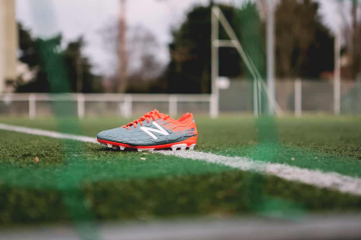 Test & avis chaussures de foot New Balance Visaro 2.0