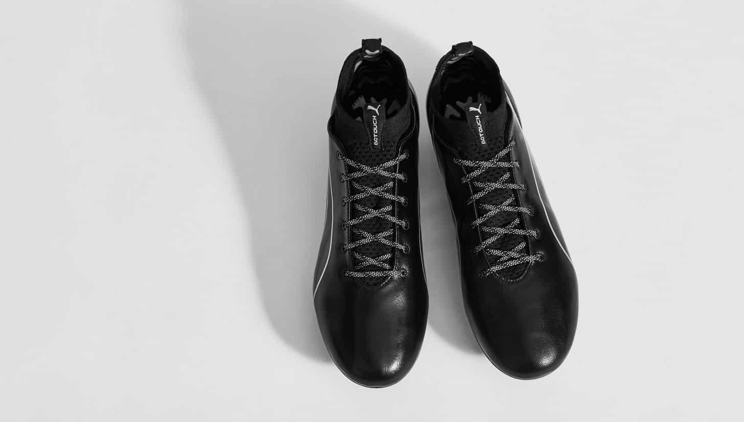 chaussures-football-Puma-evotouch-noir-argent-img4