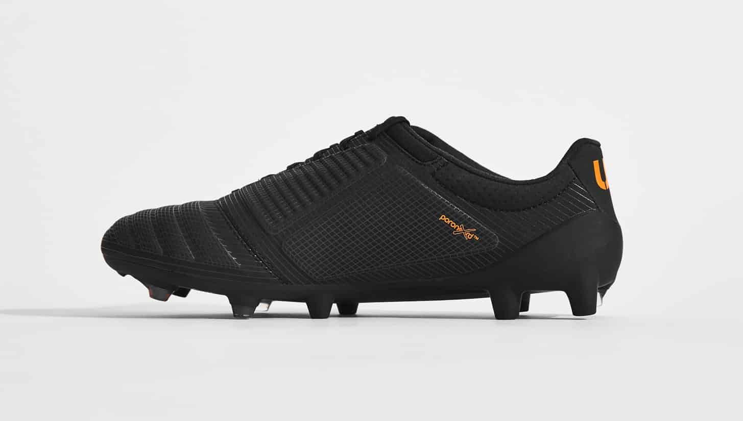 chaussures-football-umbro-ux-accuro-orange-pop-img1