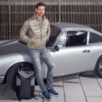 adidas lance la collection Porsche Sport Design 2017 avec Xabi Alonso