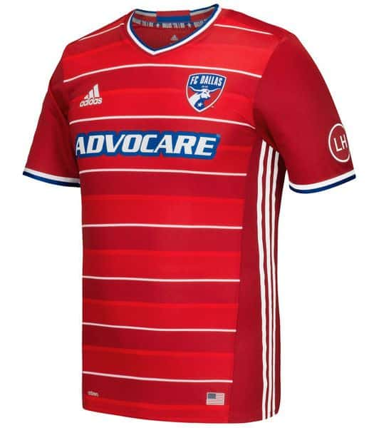 maillot-domicile-fc-dallas-major-league-soccer-mls-2016