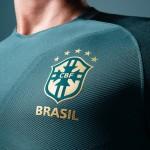 Nike dévoile le nouveau maillot third du Brésil