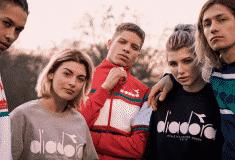 Image de l'article Diadora lance une collection Sportswear inspirée des années 1980