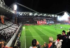 Image de l'article Au stade – Luigi Ferraris pour le Derby de la Lanterne