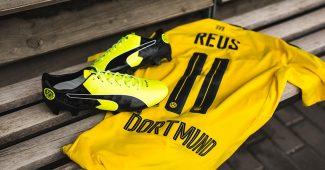 Image de l'article Puma dévoile l'evoSPEED «Derby Fever» pour Marco Reus