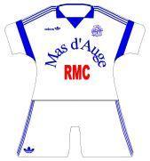 maillot-fooball-adidas-OM-1985-1986